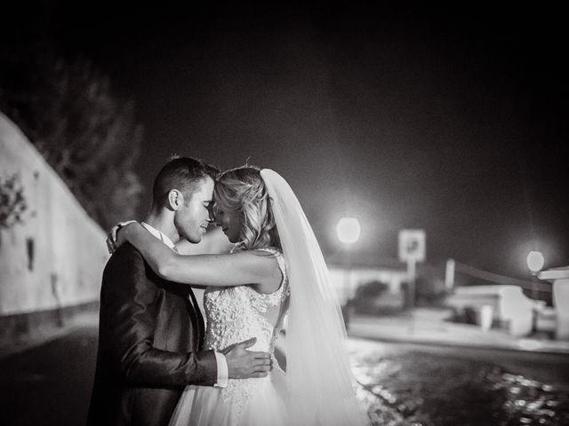 O casamento de André e Catarina em Leiria, Leiria (Concelho) 54