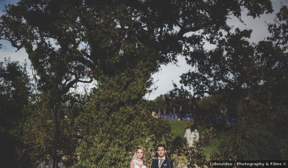 O casamento de André e Catarina em Leiria, Leiria (Concelho)