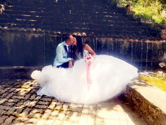 O casamento de Teresa  e Nuno