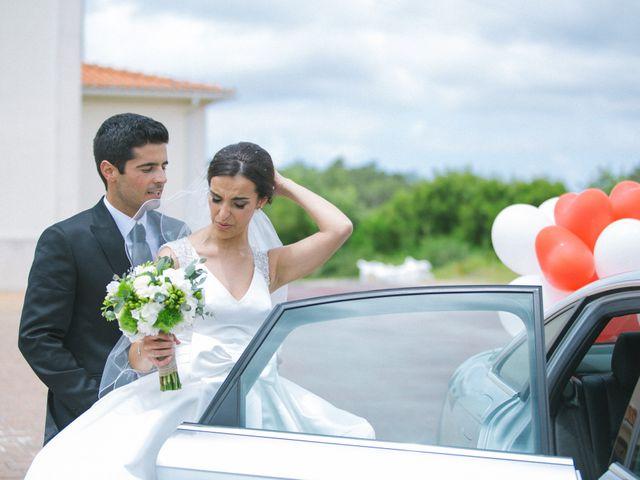 O casamento de Diogo e Daniela em Leiria, Leiria (Concelho) 32
