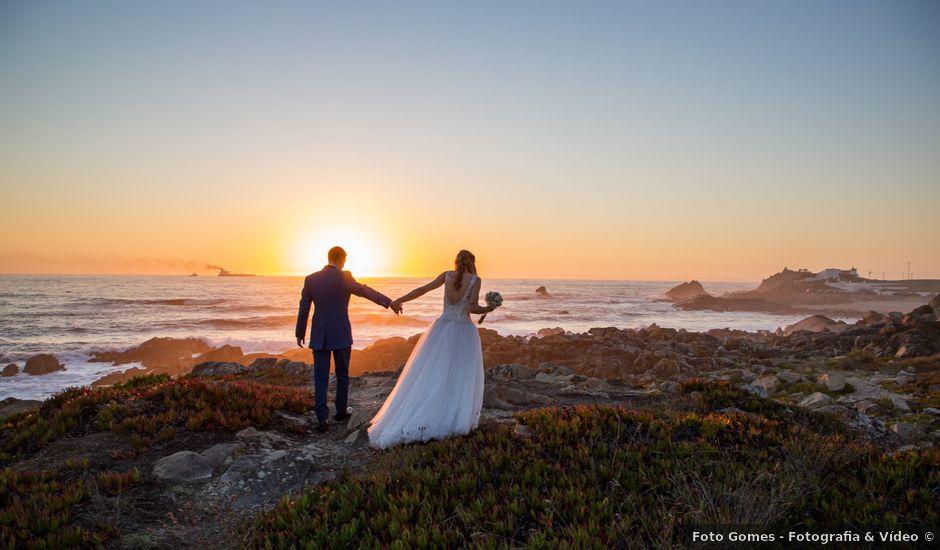 O casamento de Filipe e Tânia em Matosinhos, Matosinhos