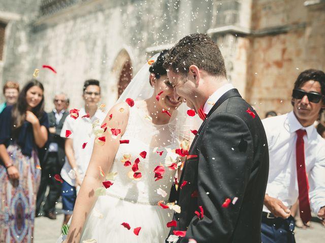 O casamento de Marisa e Marco