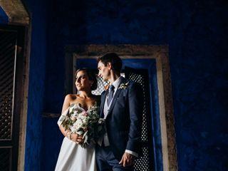 O casamento de Kiana e Josh