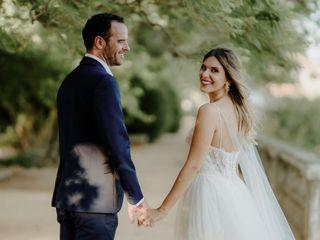 O casamento de Joana e Eduardo