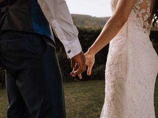 O casamento de Ana      e Alexandre