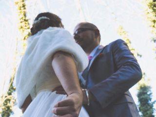 O casamento de Cátia e Alexandre