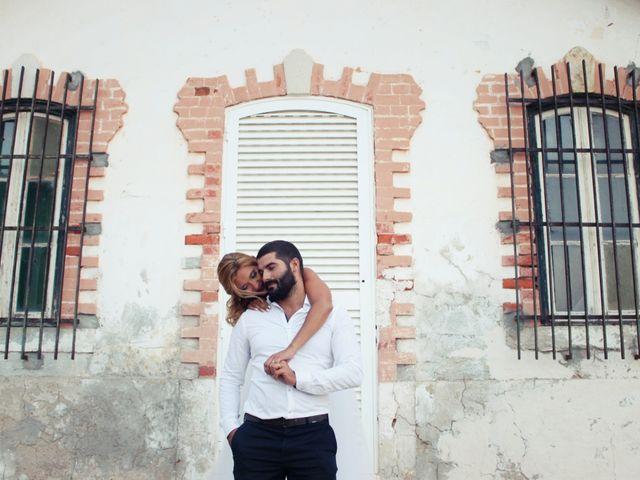 O casamento de Mara e Ruben