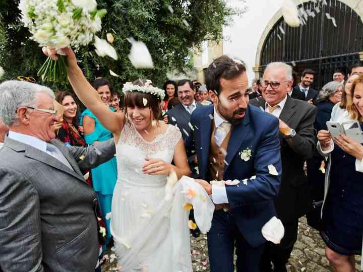 O casamento de Fabi e João