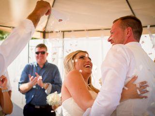 O casamento de Daniela e Guy