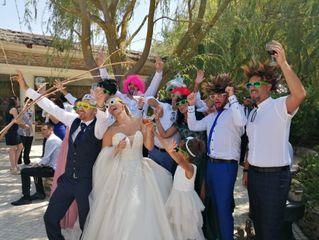 O casamento de Cheila  e André 1