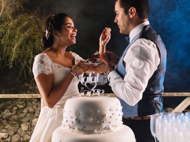 O casamento de Mafalda e Jorge
