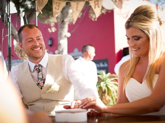 O casamento de Guy e Daniela em Pechão, Olhão 13