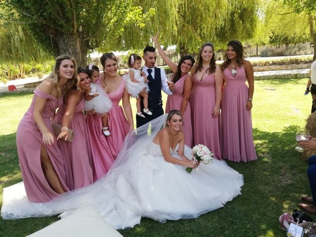 O casamento de André e Cheila  em Pegões, Montijo 7