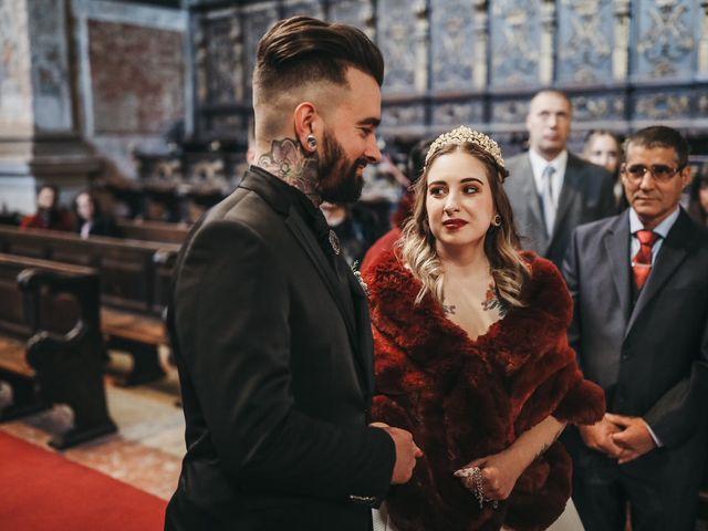 O casamento de Fábio  e Sara em Porto, Porto (Concelho) 21