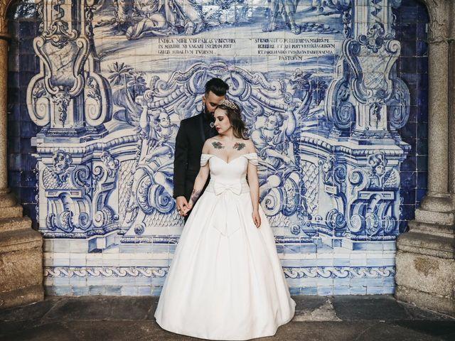 O casamento de Fábio  e Sara em Porto, Porto (Concelho) 33