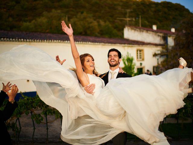O casamento de Maria e Filipe