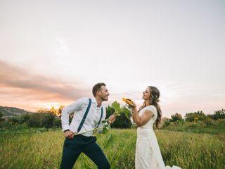 O casamento de Rita e Samuel