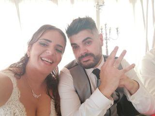 O casamento de Inês e Manuel