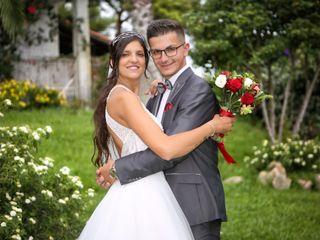 O casamento de Miguel e Liliana
