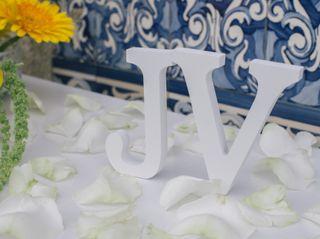 O casamento de Vera e Jorge 1