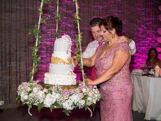 O casamento de Cidália e Eusébio