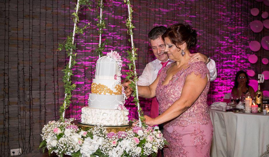 O casamento de Eusébio e Cidália em Ilha, Madeira