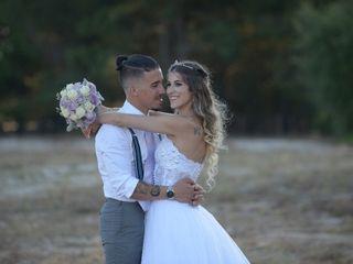 O casamento de Steph  e Hugo