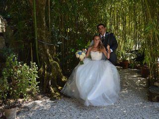 O casamento de Carina e Marco