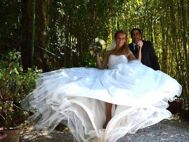 O casamento de Marco e Carina em Queluz, Sintra 1