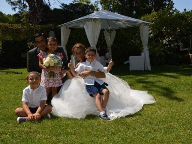 O casamento de Marco e Carina em Queluz, Sintra 2