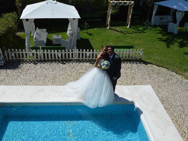 O casamento de Marco e Carina em Queluz, Sintra 8