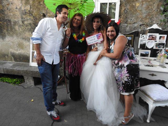 O casamento de Marco e Carina em Queluz, Sintra 11