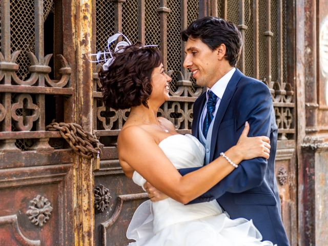 O casamento de Vanessa e Nuno