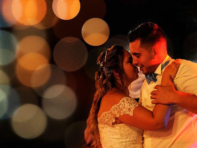 O casamento de Vânia e Telmo