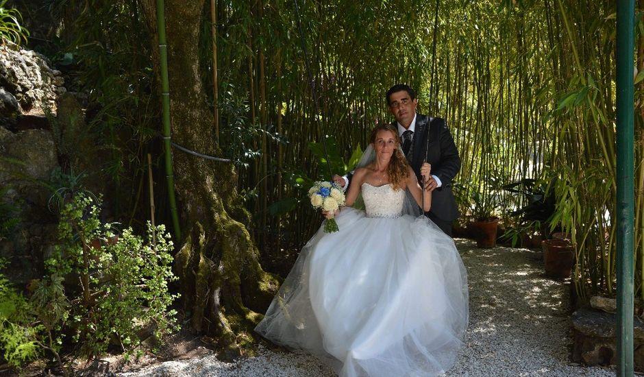 O casamento de Marco e Carina em Queluz, Sintra