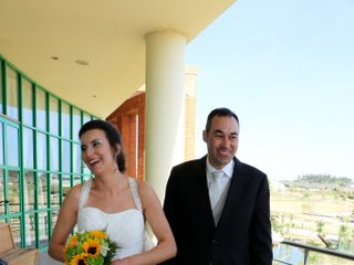 O casamento de Alexandra e Nuno 1