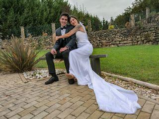 O casamento de Daniela e Ruben