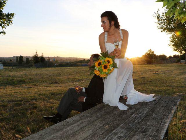 O casamento de Nuno e Alexandra em Santarém, Santarém (Concelho) 2