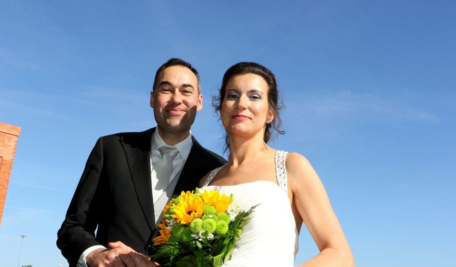 O casamento de Nuno e Alexandra em Santarém, Santarém (Concelho)