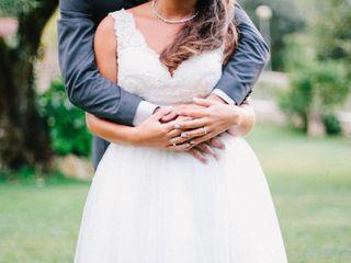 O casamento de Mélanie e Rui