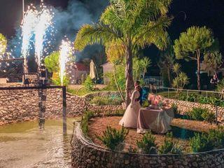 O casamento de Vítor e Adriana