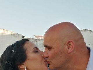 O casamento de Carlos e Carla 1