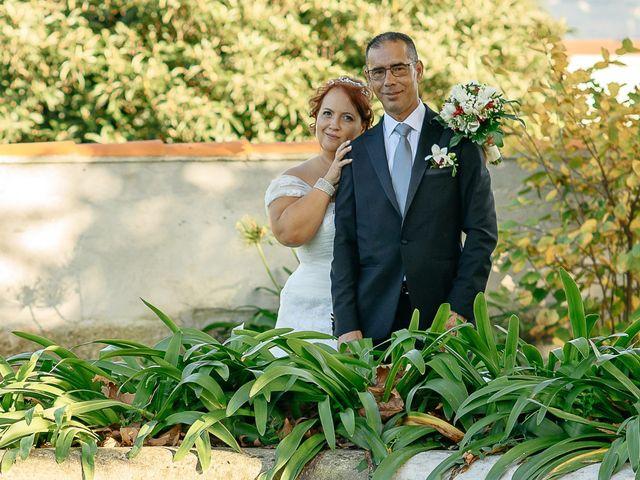 O casamento de Manuela e Jorge