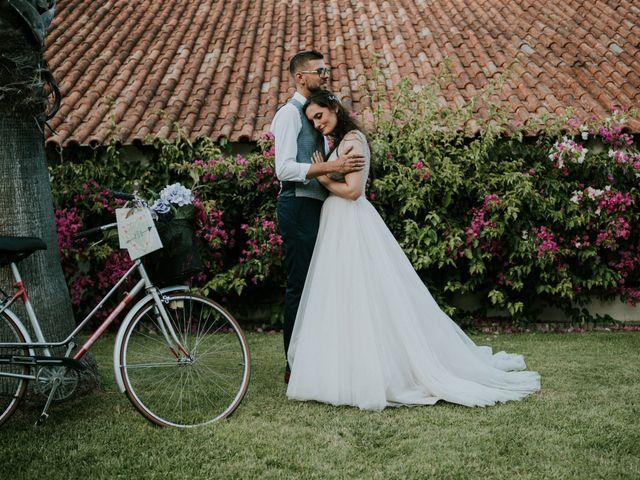 O casamento de Valentina e Tiago