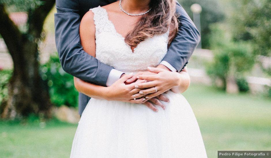 O casamento de Rui e Mélanie em Cadima, Cantanhede