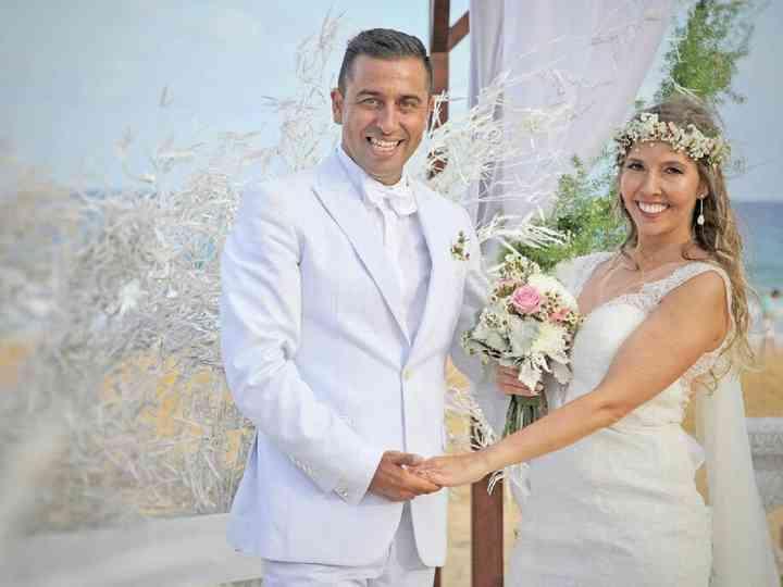 O casamento de Carolina e Silvestre