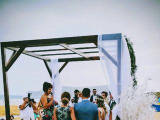 O casamento de Carolina e Silvestre 2