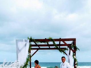 O casamento de Carolina e Silvestre 3
