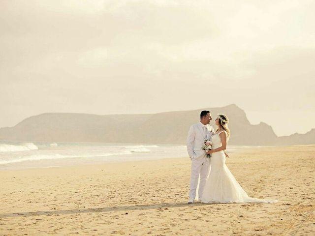 O casamento de Silvestre e Carolina em Porto Santo, Porto Santo 1