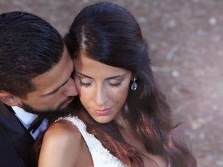 O casamento de Tânia e Daniel